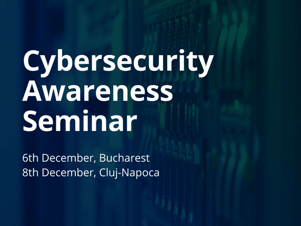 Cybersecurity Awareness Seminar
