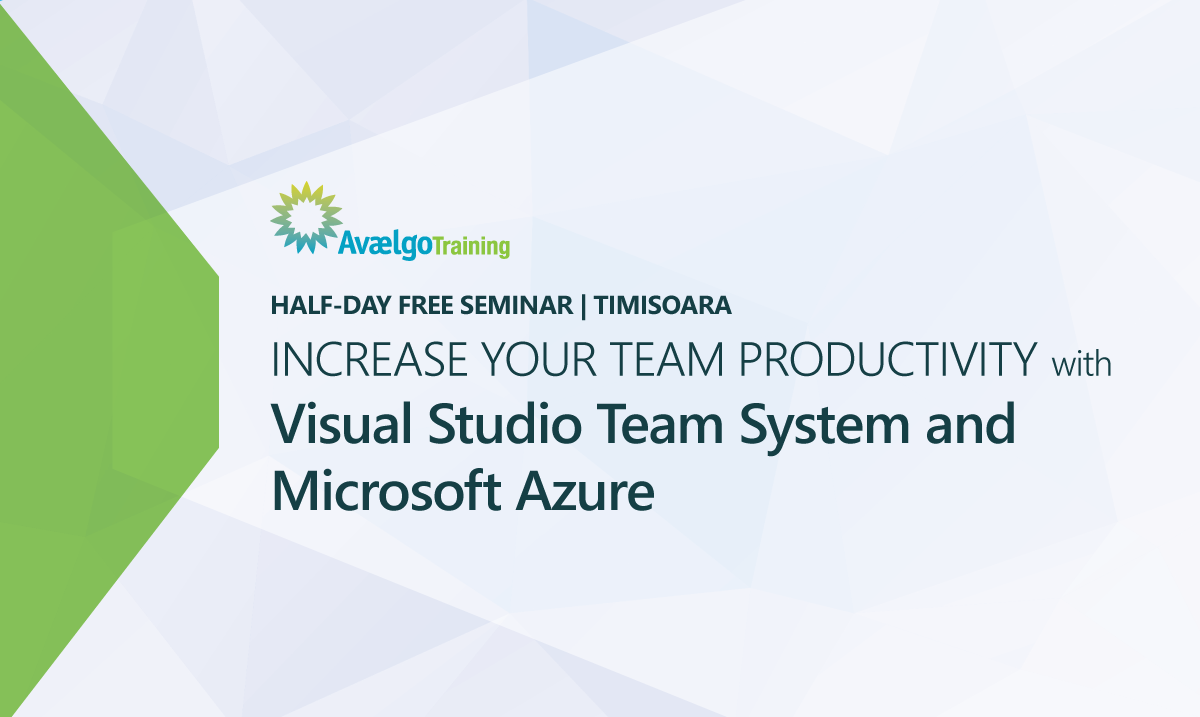 Increase Your Team Productivity by using VSTS and Microsoft AZURE