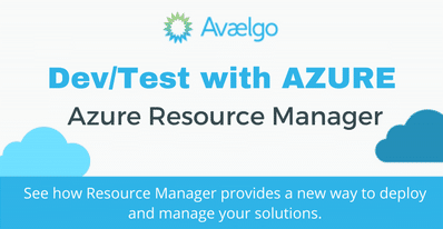 Video: Dev/Test with Azure Resource Manager