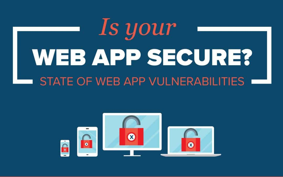 Is Your Web Application Secure? [Infographic]
