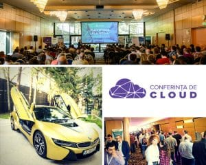 Conferinta de Cloud 2018 powered by Avaelgo