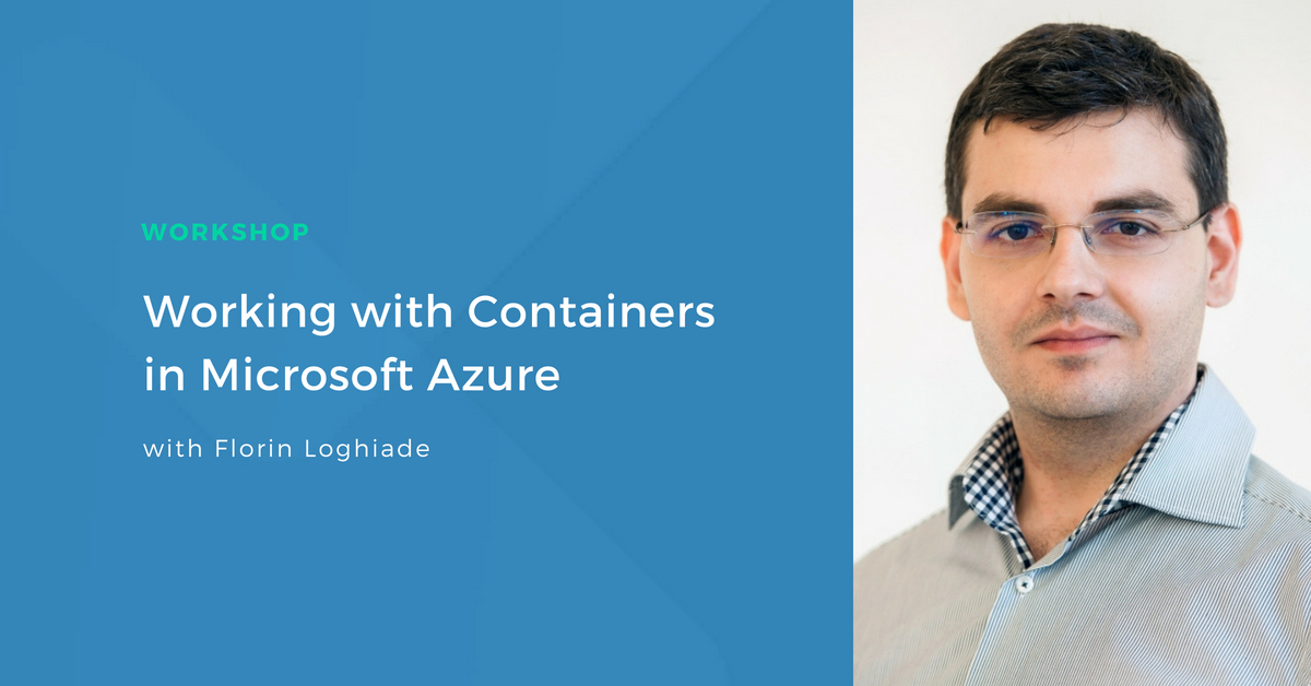 Working with Containers in Microsoft Azure