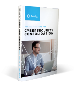 Pragmatic steps for Cybersecurity Consolidation eBook mockup