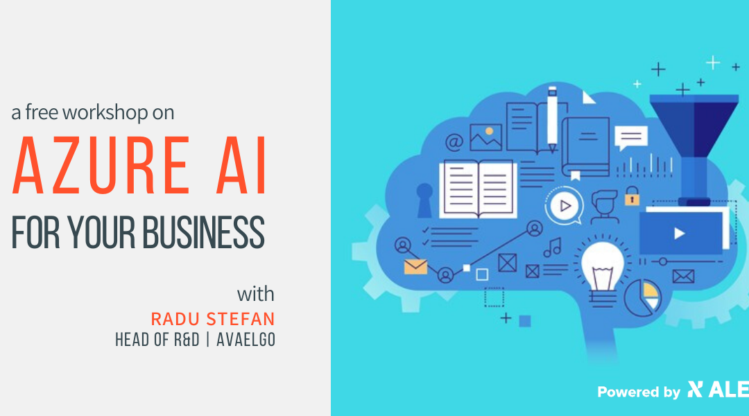 Azure AI for Your Business Workshop - Bucharest - Radu Stefan